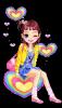doll in love
