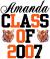 Amanda class of 2007