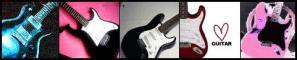 guitar banner<3