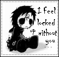 Locked up Without you