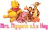 Winnie the Pooh Mrs. Myspace