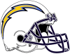 San Diego Chargers Bolts
