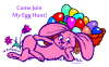Come Join My Egg Hunt!
