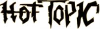 Hot Topic logo<3