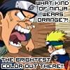 Naruto Colorblind