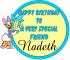 Happy Birthday Nadeth