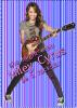 miley cyrus: rockstar!