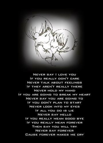 Thug Love Poems Text love love poem