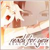Reach for_Sakura and Sasuke