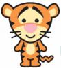 cute tigger