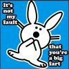 funny bunny insult
